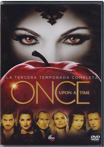 once upon a time paquete temporadas 1 - 6 serie de tv en dvd