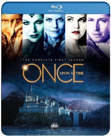 once upon a time temporada 1 serie tv en blu-ray