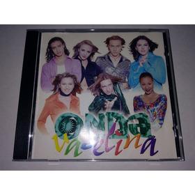 Onda Vaselina - Entrega Total Cd Nac Ed 1997 Mdisk