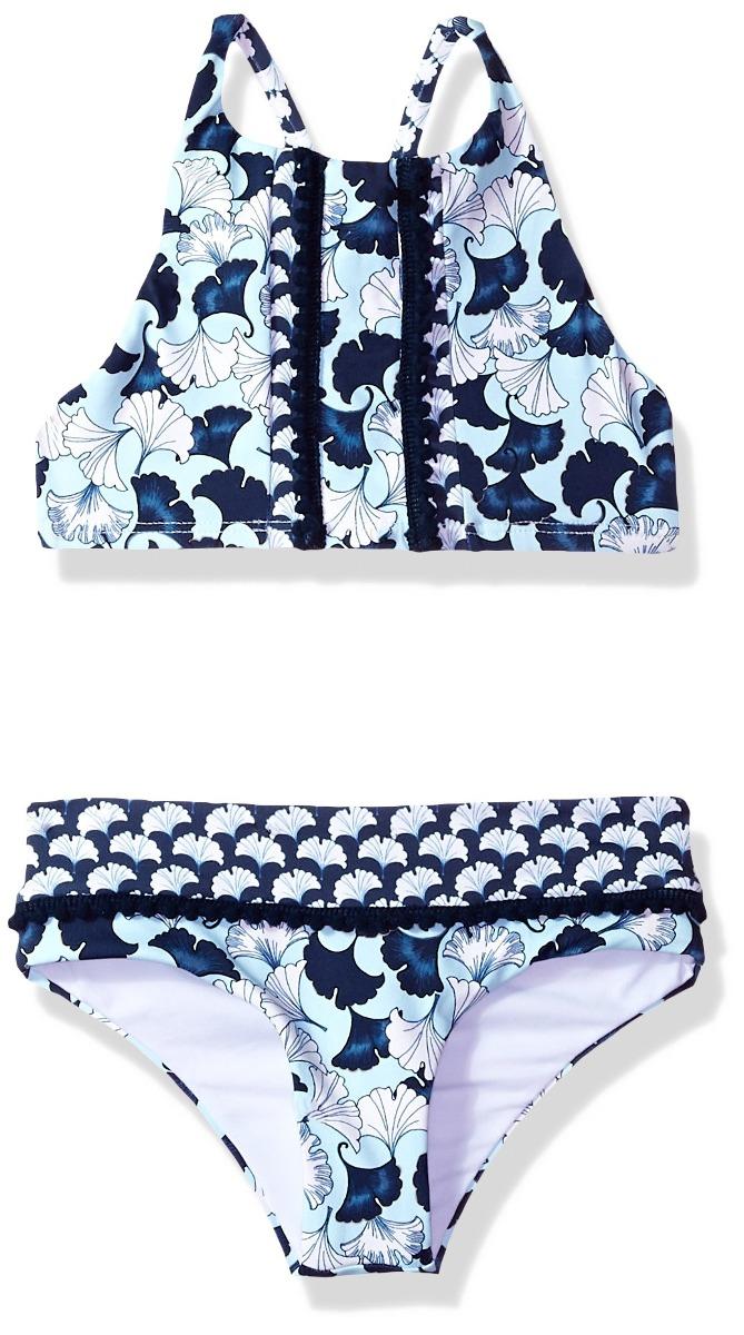 Ondademar Para NiñaLotto4 Lotto Triangular Bikini BCxedro
