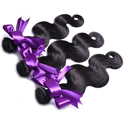 ondas brasileñas del cuerpo del pelo virginal sin procesar