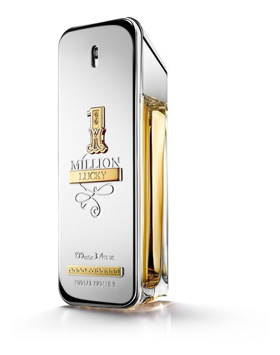 one 1 million lucky 100ml perfume masculino
