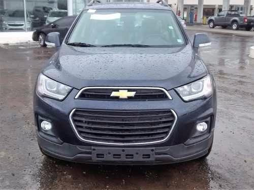 one chevrolet captiva