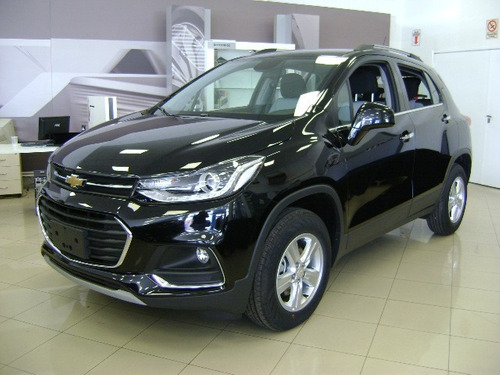 one chevrolet tracker