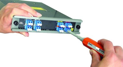 one-click limpiador de conectores tipo lápiz 1.25 & 2.5mm