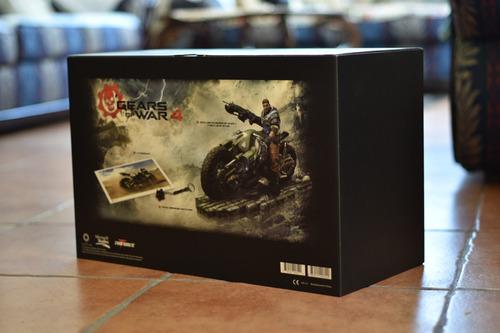 one con juego gears war xbox