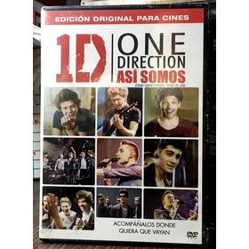 One Direction - Asi Somos (2013) Dvd