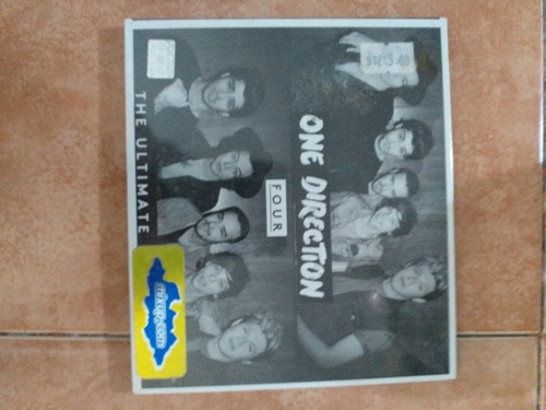 one direction 4 cds