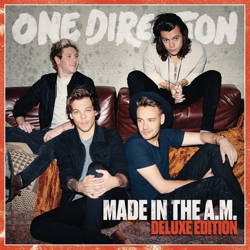 one direction - albums y singles (itunes store)