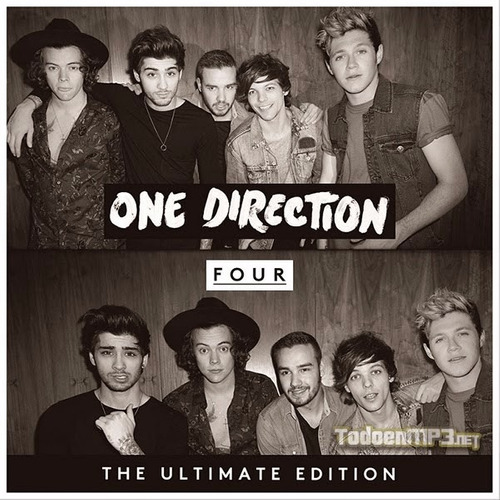 one direction - four deluxe (itunes)