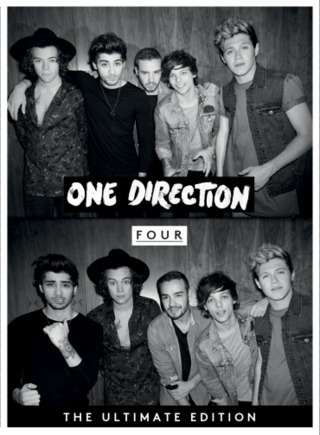 one direction - four ( deluxe ) s