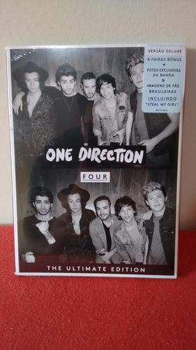 one direction  four  edición limitada deluxe