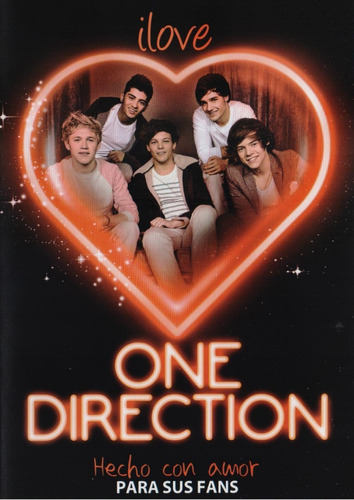 one direction i love documental dvd