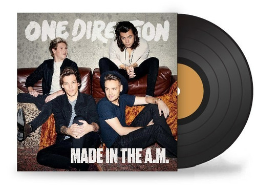 one direction  made in the a.m.  doble lp vinilo importado