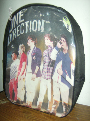 one direction morrales escolares