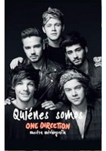 one direction. nuestra autobiografía; one direction