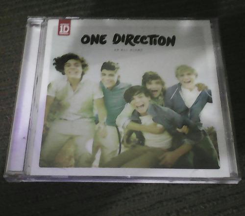 one direction up all night/ cd nuevo importado