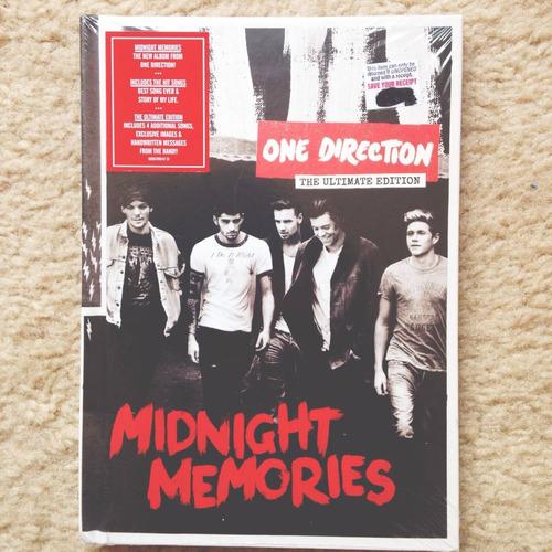 one direction year book midnight memories importado