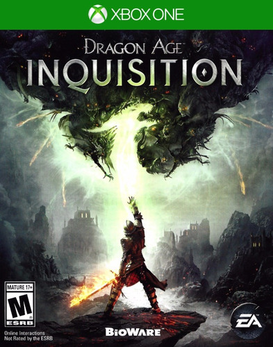 one - dragon age inquisition (acepto mercado pago y oxxo)