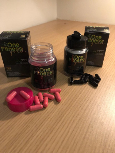 one fitness gold-100% natural -perda de peso nivel 2