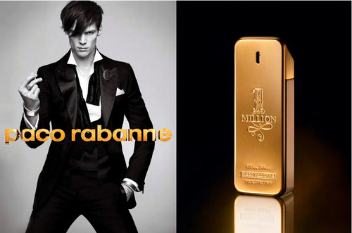 one million 200ml paco rabanne hombre perfume xpress