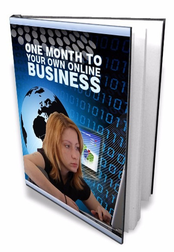 one month to you own online bussness (marketing digital)