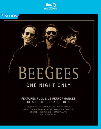 one night only [blu-ray] (2013)