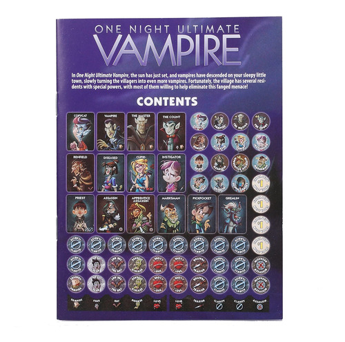 one night ultimate vampire card games 10 minutos fast table