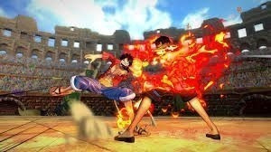 one piece: burning blood - xbox one midia fisica