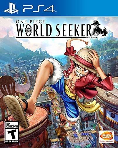 one piece: buscador del mundo - playstation 4