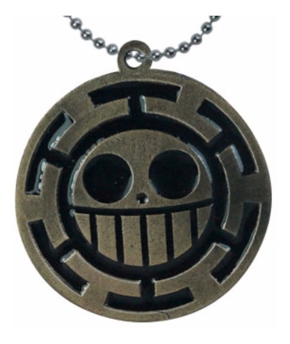 one piece dije collar trafalgar law