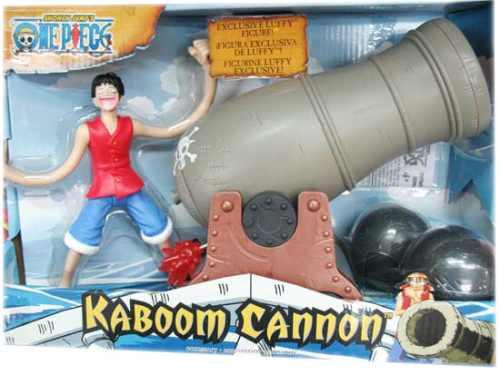 one piece figura kaboom cannon
