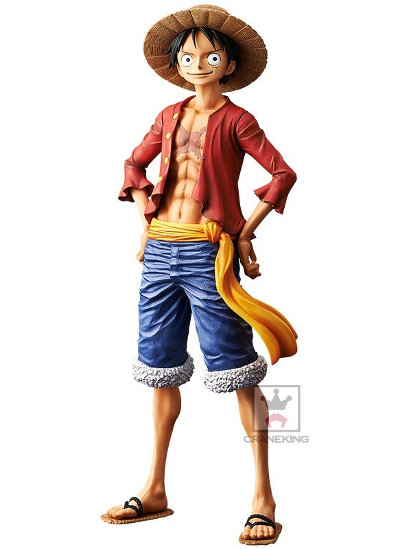 One Piece - Luffy Grandista Grandline Men Banpresto -   32.000 en ... f91e888c386