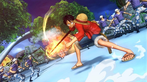 one piece pirate warriors 2 ps3 playstation 3