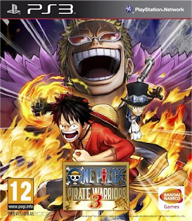 one piece: pirate warriors 3 juego digital ps3