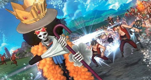 one piece: pirate warriors 3 juego formato digital ps3