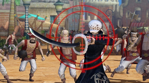 one piece: pirate warriors 3 original entrega inmediata