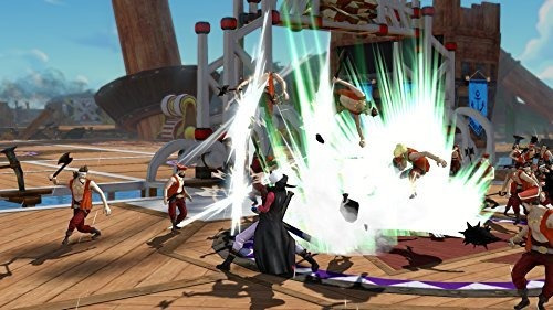 one piece: pirate warriors 3 - playstation 4.