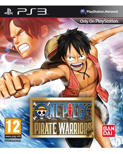 one piece: pirate warriors, ps3 digital
