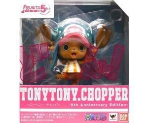 one piece tony tony chopper 5th anniversary edition bandai