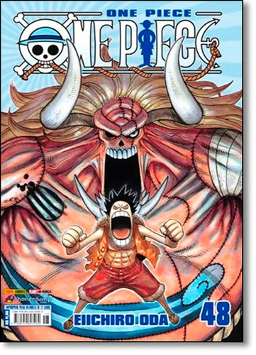 one piece vol 48 3262  de oda eiichiro