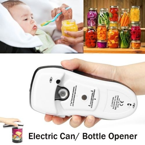 one touch automatic can lata abrebotellas sin manos bf a pi