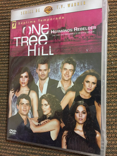 one tree hill hermanos rebeldes temporada 7 dvd nuevo