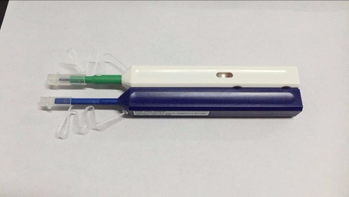 oneclick fiber end-face cleaning lc/mu 1.25mm-sc/st/fc 2.5mm