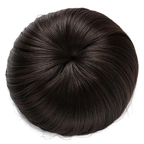 onedor peluca pelo sintético extensión dona chignon peluca p