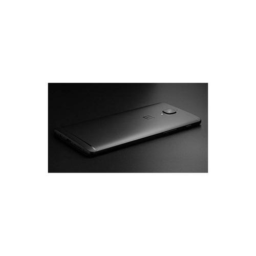 oneplus 3t a3000 6gb / 128gb midnight black - edición especi