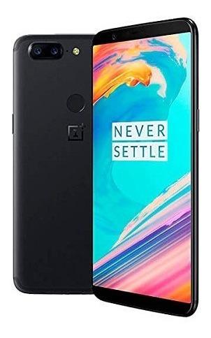 oneplus 5t a5010 64 gb midnight black, dual sim, 6.01 &quot