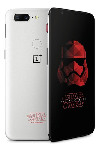 oneplus 5t a5010 8gb 128gb star wars dual sim duos one plus