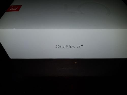 oneplus 5t nuevo 8gb ram 128gb memoria