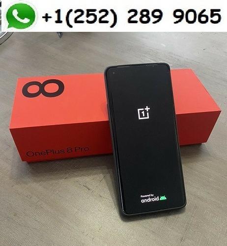 oneplus 8 pro - 256gb - onyx black (unlocked)